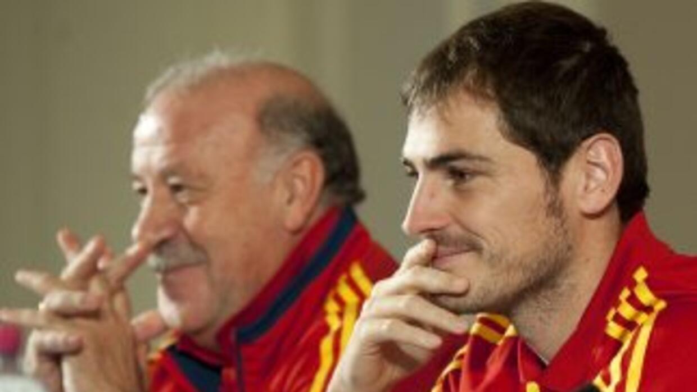 Del Bosque aceptó que el portero del Real Madrid no se encuentra en la m...