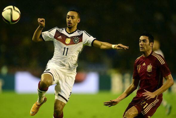 España y Alemania, las dos últimas selecciones campeonas del mundo, tamb...