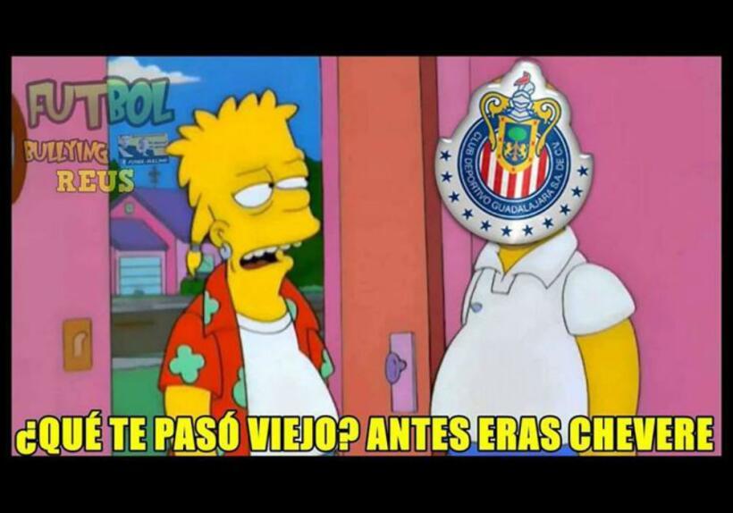 Los memes de la jornada 5 Apertura 2015