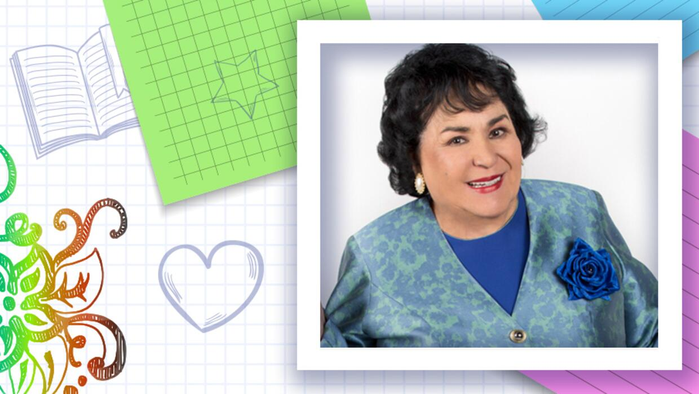 Carmen Salinas es Margarita Manzanares