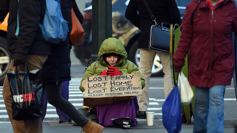 La crisis de vivienda asequible en Nueva York se ve en sus calles.