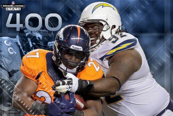 4. Defensiva Chargers: La defensiva de John Pagano mantuvo a los Broncos...