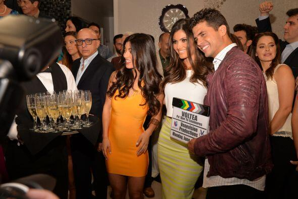 """Pronto podrás ver por Univision la telenovela """"Voltea pa' que te enamores""""."""