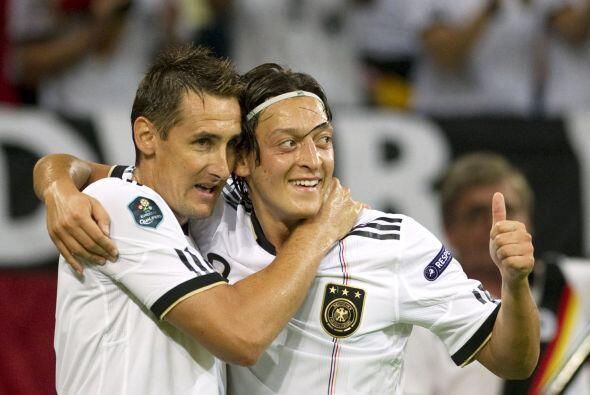 Gran parte del éxito de esta 'Mannschaft' es debido a Mesut.