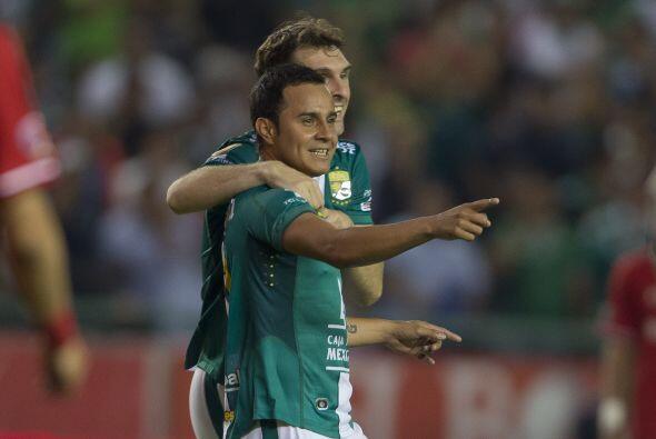 Luis Montes (9): El de mejor desempeño en la cancha. 'El Chapo' m...