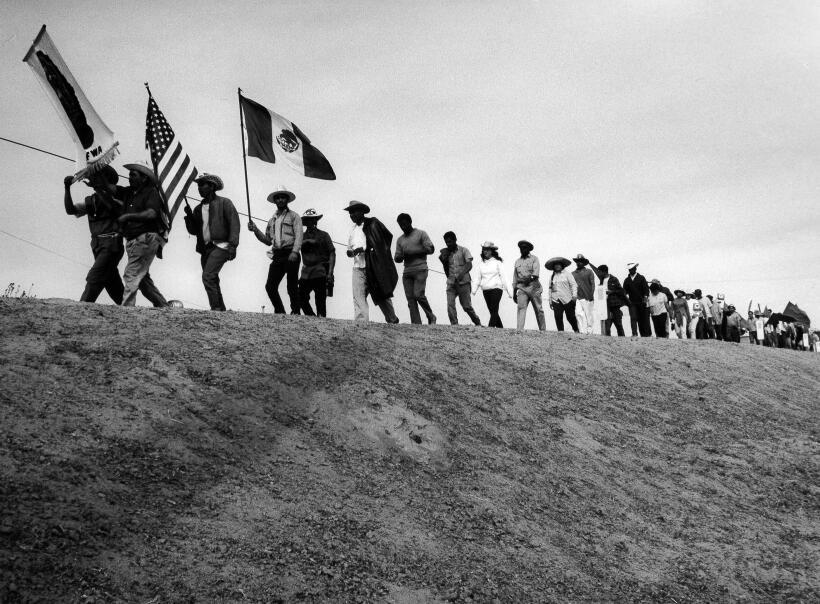 Marcha del 17 de marzo de 1966