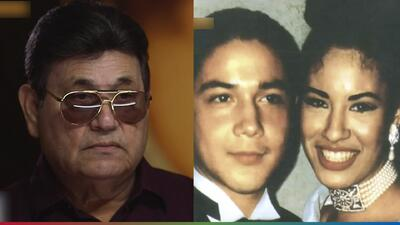 Abraham Quintanilla causa controversia al comparar la vida de Selena con una tienda de comida