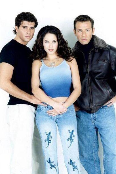 """En 2001 estelarizó """"Amores... Querer Con Alevosía"""" junto a Christian Meier."""