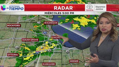 Chicago está bajo riesgo mínimo de tiempo severo