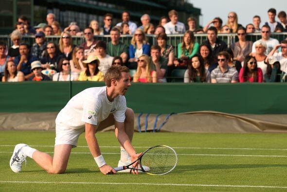 Si bien la mayoría de los tenistas han coincidido en afirmar que la hier...