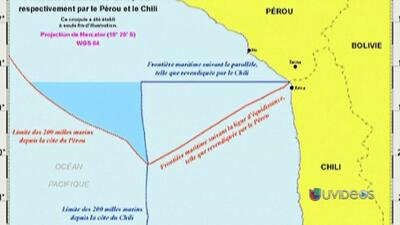 La Haya decide conflicto marítimo entre Chile y Perú