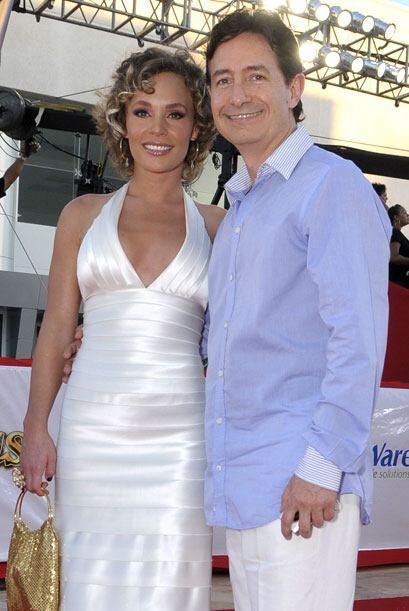 Cuando desfilaron por la alfombra del 2010, Jessica Coch y Roberto Gómez...
