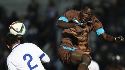 Aboubakar anotó el gol del triunfo del Porto.