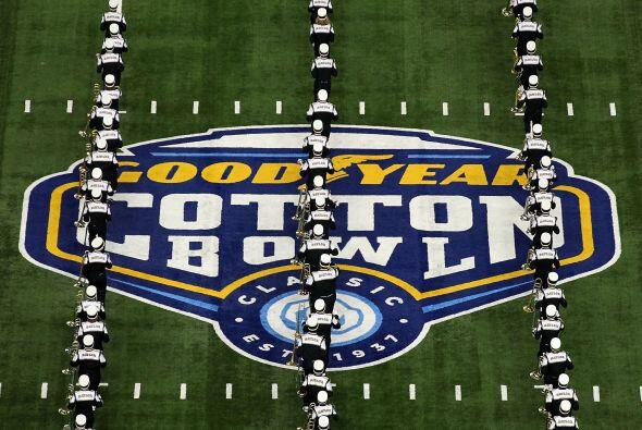 Cotton Bowl 2015
