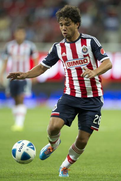 28 Giovani Hernández .-   Gran temporada del juvenil del 'Rebaño Sagrado...
