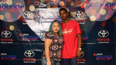 Uforia Lounge with King Combs