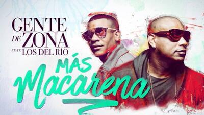 """Gente de Zona graba en La Habana video clip """"Más Macarena"""" con Los del Río"""