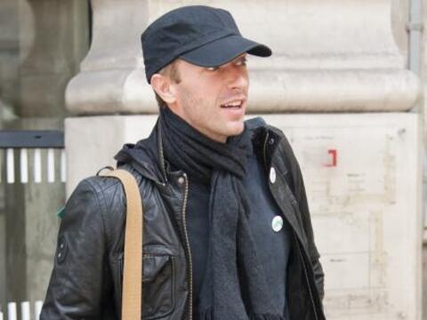 El cantante de Coldplay parece haberle dado la vuelta a la página...