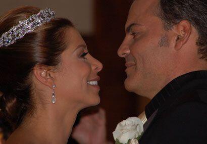 """Lourdes le cantó a Michael """"Contigo aprendí"""", de Armando Manzanero, sin..."""