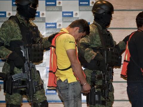 Julián Zapata Espinoza alias 'El Piolín' es el presunto re...