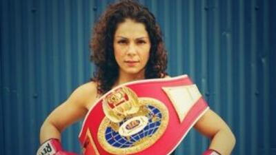 Melissa McMorrow segura de derrotar a Yessica 'Kika' Chávez (Foto: Twitt...