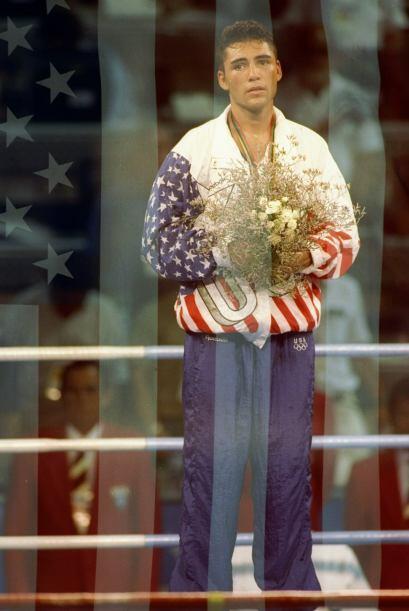 """""""scar De la Hoya nació el 4 de febrero de 1973 en Los Ángeles, su primer..."""