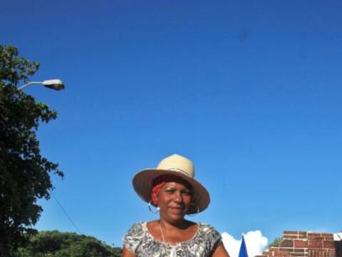 El 31.8 por ciento de hogares dominicanos está dirigido por mujer...