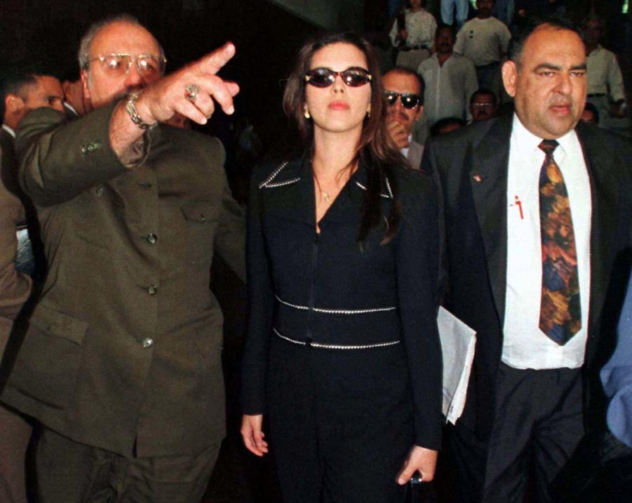 From the weight loss scandal to now, Alicia Machado has been a media spe...
