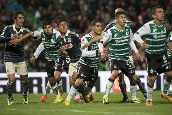 Santos Laguna, uno de los tres conjuntos nacionales que tendrán particip...