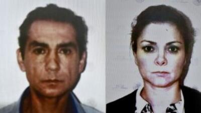 José Luis Abarca y su esposa María de los Ángeles Pineda fueron detenido...