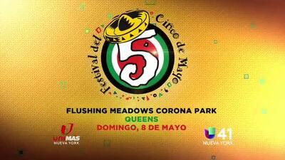 Festival de Cinco de Mayo en NY