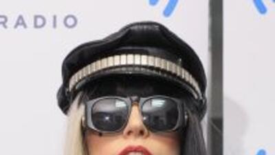 Lady Gaga en Nueva York