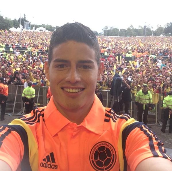 El Mundial 2014 para Colombia fue brillante y su mejor representante fue...