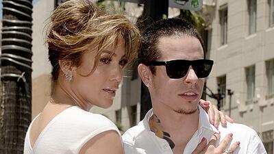 Jennifer Lopez y Casper terminan su relación