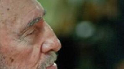 El ex presidente cubano Fidel Castro ha protagonizado una serie de apari...