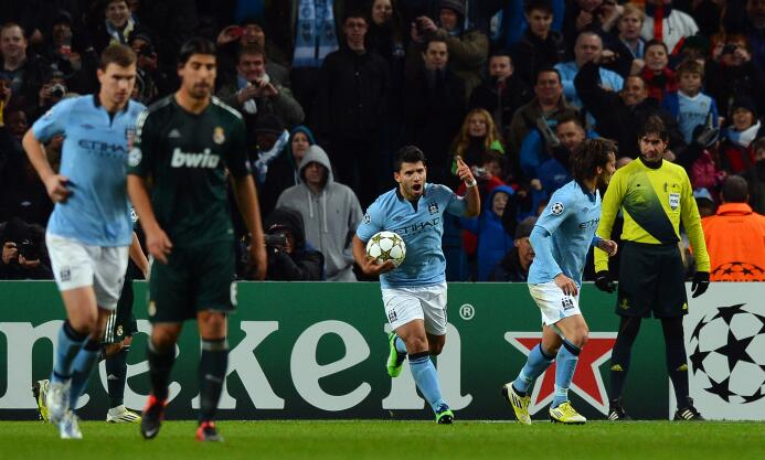Claves Manchester City vs. Real Madrid