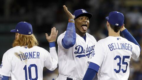 Los Dodgers buscan la revancha de la Serie de Campeonato del año...