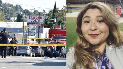 """""""El día más triste de la historia de Trader Joe's"""": lloran la muerte de empleada de supermercado baleada en LA"""