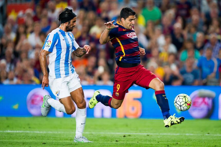 Luis Suárez es una garantía en el e ataque de cualquier equipo y en Barc...