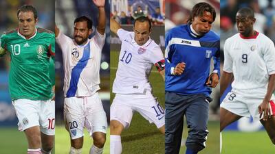 Estos son los goleadores históricos de las eliminatorias de la Concacaf