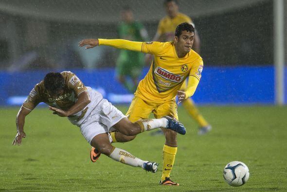 Más recientemente se recuerda el 4-1 que Águilas le impuso a Pumas en el...