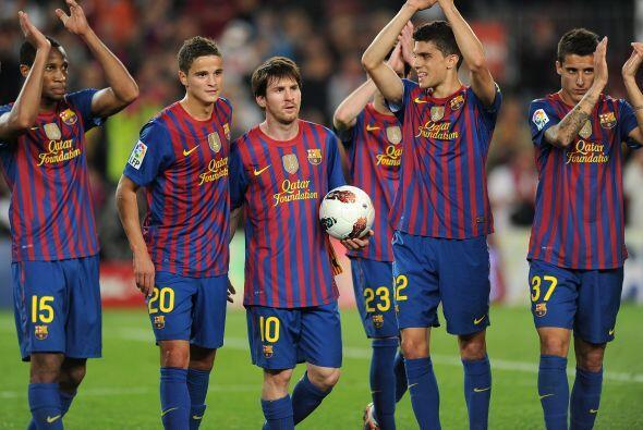 Barcelona ganó, goleó y volvió a gustar...Y Messi sigue siendo el dueño...