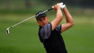 Stenson completó un excelente recorrido en la apertura del torneo PGA de...