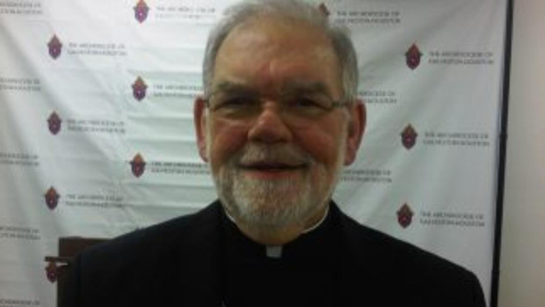 George Sheltz fue nombrado como Obispo Auxiliar de la Arquidiócesis de G...