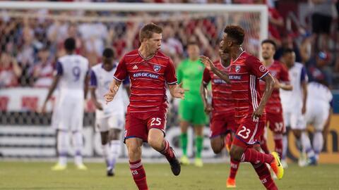 Jornada 17 MLS - Partidos 4 de julio
