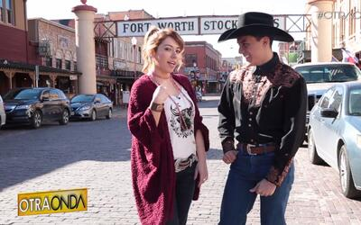 Otra Onda: Fort Worth Stockyards Station