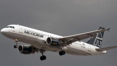 Mexicana de Aviación. (Imagen de Archivo).