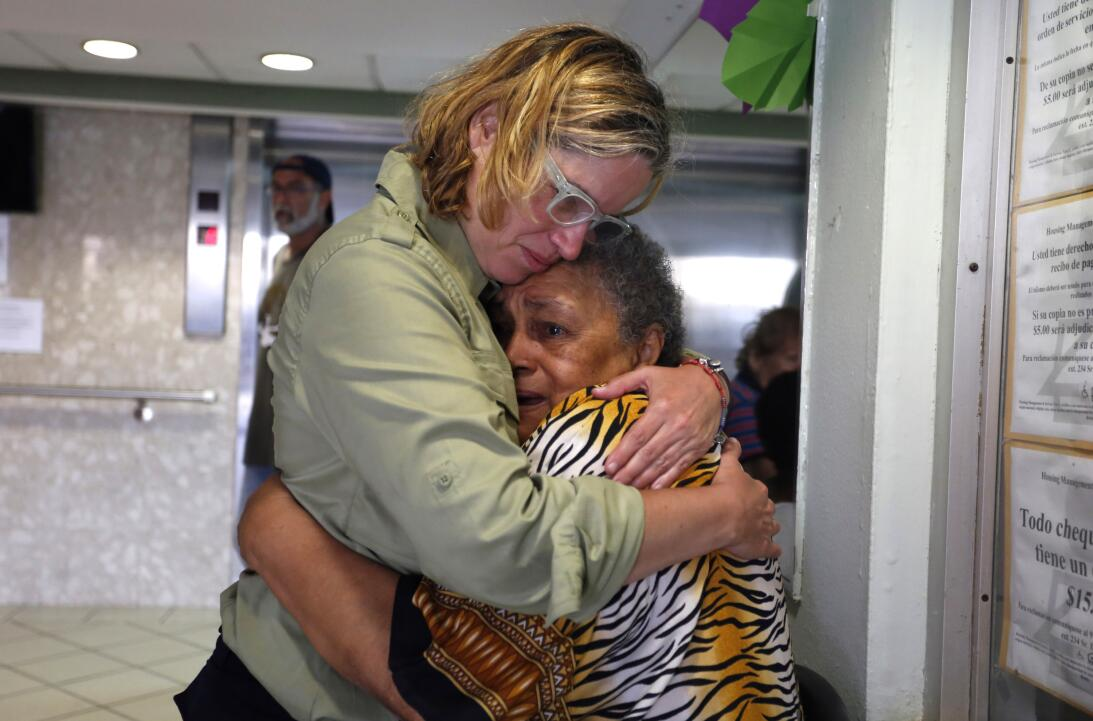 Carmen Yulín Cruz, la alcaldesa de San Juan, se convirtió en la cara de...