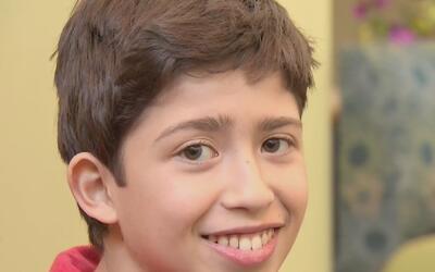 Un corazón nuevo, el deseo de cumpleaños que obtuvo el niño Stefano Reano