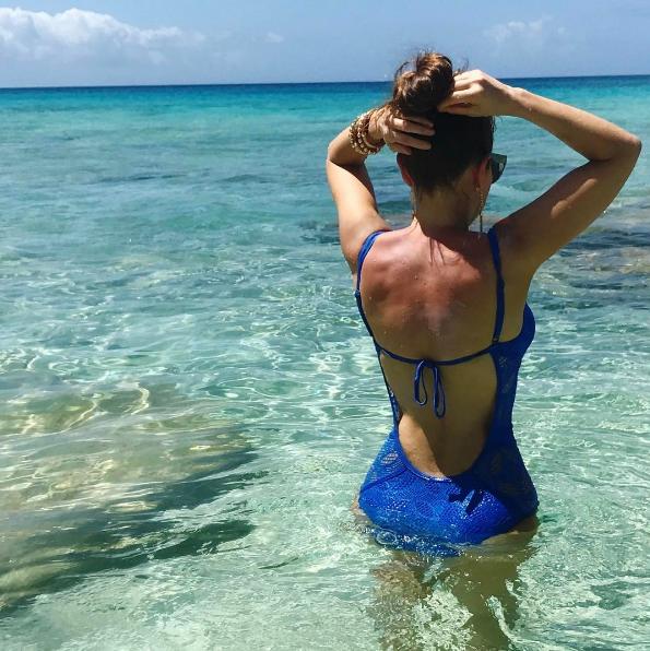 Thalía bikinis